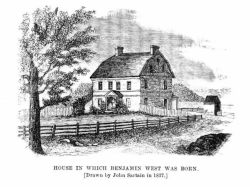 Benjamin West's House