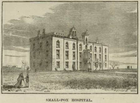 Smallpox Hospital 1872