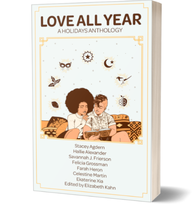 Love All Year: A Holidays Anthology