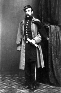 Colonel Viele in his US Army, Civil War uniform.